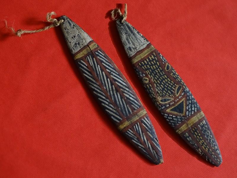 rhombe aborigène Tiwi